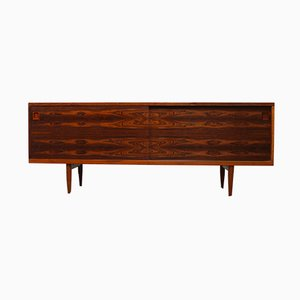 Danish Rosewood Model 20 Credenza by Niels Otto Moller for J.L. Møllers, 1950s