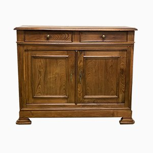 19th Century Louis Philippe Buffet in Chestnut