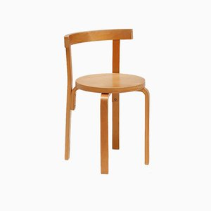 Side Chair in the Style of Alvar Aalto, 1960s