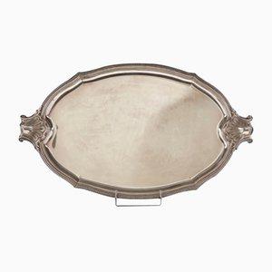 Antikes Sterling Silber Tee oder Kaffee Set im Regency Stil