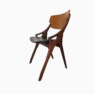 Danish Side Chair by Arne Hovmand-Olsen, 1960s
