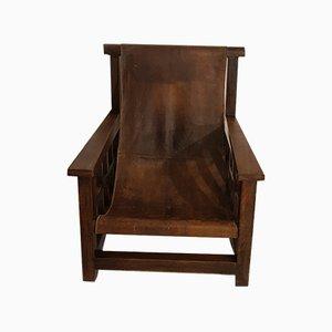 Large Hammock Chair by Robert Mallet-stevens for Pierre Dariel, 1920s