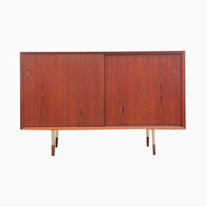 Teak Model 2 Buffet by Arne Vodder for Sibast, 1960s