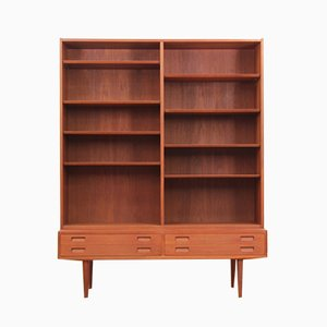 Scandinavian Teak Shelf, 1960s