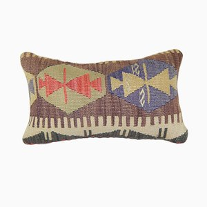 Turkish Modern Decor Anatolian Kilim Cushion Cover