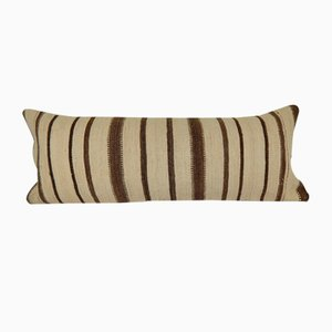 Striped Oversize Hemp Primitive Pattern Bedding Cushion Cover