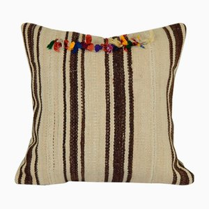 Hemp Turkish Cushion Cover