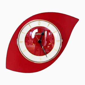 Wall Clock from Bayard, 1960s