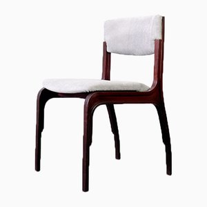 Dining Chairs by Gianfranco Frattini for Canteri Carugati, 1960s, Set of 4