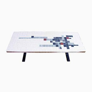 Mosaic Coffee Table, 1970s