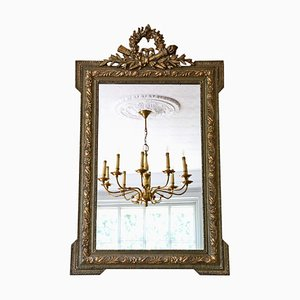 19th Century Gilt Overmantle or Wall Mirror