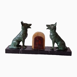 Vintage Bookends, Set of 2