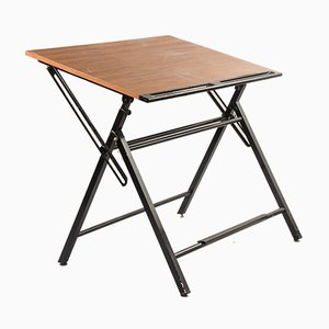 Vintage Drawing Table, 1980s