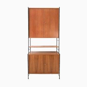 Mid-Century Teak Shelf System, 1960s