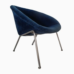 German 369 Club Chair by Walter Knoll, 1950s