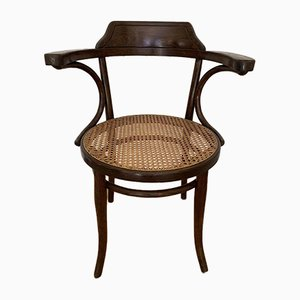 Antique Vienna Model 233 Armchair by Michael Thonet for Thonet, 1910s