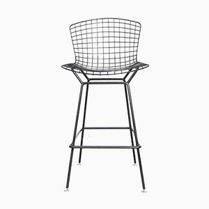 Model 428 Bar Stool by Harry Bertoia for Knoll Inc. / Knoll International, 1980s