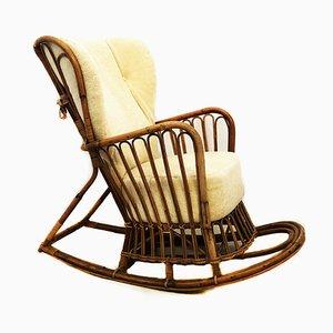 Italienischer Vintage Sessel von Paolo Malchiodi, 1950er