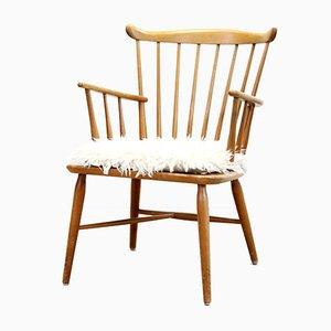Shaker Sessel von Børge Mogensen für FDB Mobler, 1960er