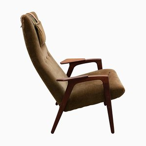 Lounge Reading Chair by Yngvar Sandström for Pastoe, Netherlands, 1961