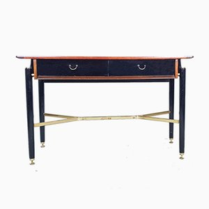 Vintage English Teak Console Table from G-Plan, 1960s