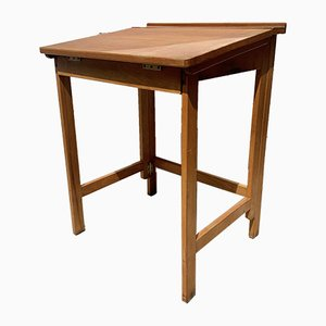 Vintage Folding School Desk from ESA, 1950s