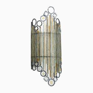 Wandlampe von Carlo Scarpa für Poliarte, 1960er