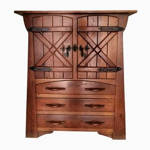 Antique Cupboard, 1890s