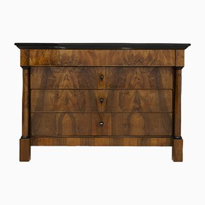 19th Century Biedermeier French Chest of Drawers