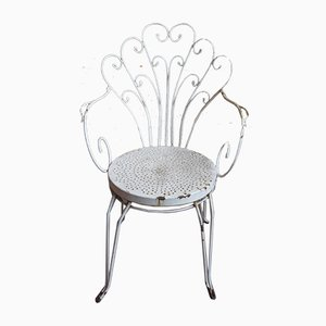 Garden Chairs, 1960s, Set of 10