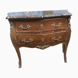 Antique Louis XV Rosewood Commode