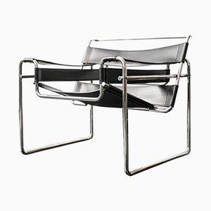 Modell B3 Wassily Armlehnstühle von Marcel Breuer für Gavina, 1960er, 2er Set