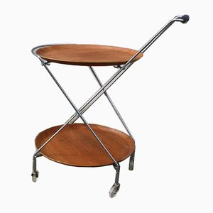 Teak Trolley from Åry Fanérprodukter, 1950s