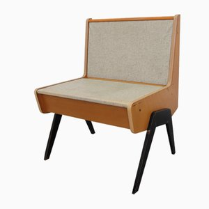 Mid-Century German Bench from EKA Wohnmobel, 1960s