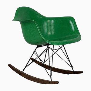 Sedia a dondolo RAR Mid-Century di Charles & Ray Eames per Herman Miller, anni '50