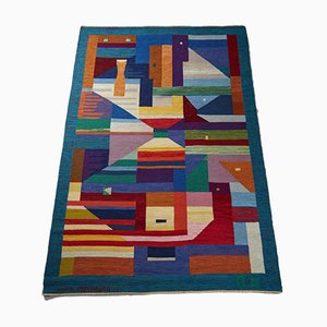 Rug Dream Vision by Agda Österberg, Sweden, 1970s