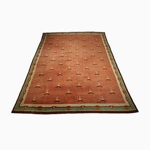 Teppich von Konstfliten, Schweden, 1930er