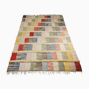 Teppich von Ingrid Hellman-Knafve, Schweden, 1960er