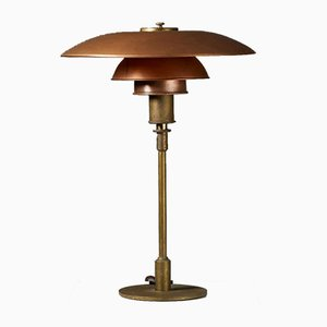 PH 4/3 Tischlampe von Poul Henningsen für Louis Poulsen, Dänemark, 1929