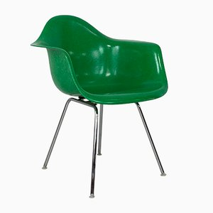 Mid-Century DAX Armchair by Charles & Ray Eames for Herman Miller, 1950s