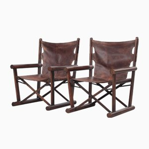 Lounge Chairs by Martin Eisler for OCA, 1960s, Set of 2