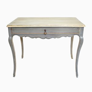 Small Louis XV Style Painted Desk