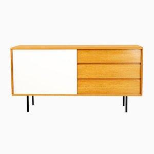 German Ash Sideboard by Helmut Magg for Deutsche Werkstatten, 1960s