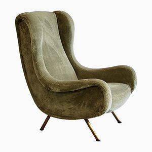 Senior Armchair by Marco Zanuso for Arflex, 1950s