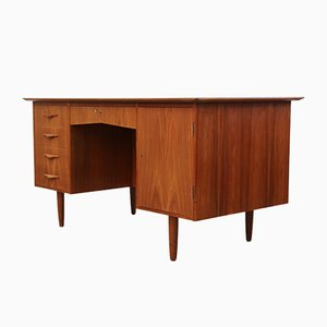 Mid-Century Danish Freestanding Desk, 1960s