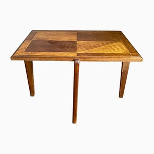 Small Vintage Side Table, 1950s