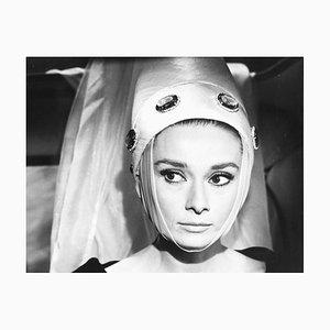 Vintage Audrey Hepburn Fotografie von Vincent Rossell, 1960er
