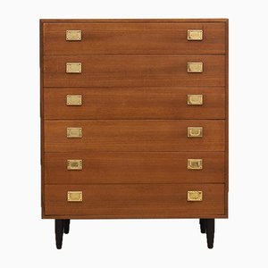 Vintage Teak Chest of Drawers