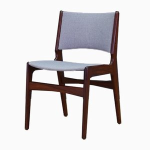 Danish Teak Dining Chairs by Johannes Andersen, 1960s, Set of 5
