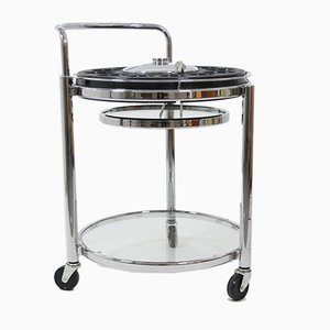 Space Age Trolley with Bar Platform, 1960s